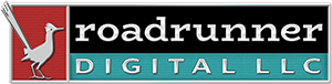 Roadrunner Digital Footer Logo -300
